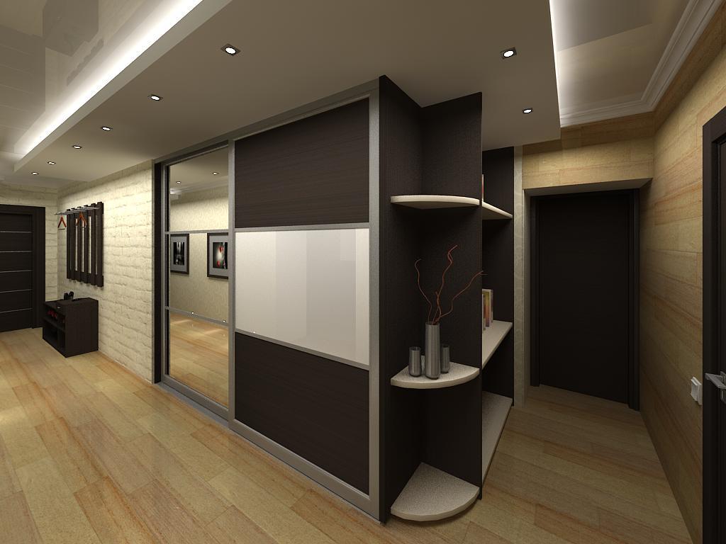 Дизайн прихожей в квартире: основные принципы современного о.